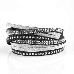Once Upon A SHOWTIME - Black bracelet